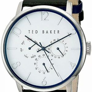 Ted Baker Men's  MultiFunction White Dial Watch